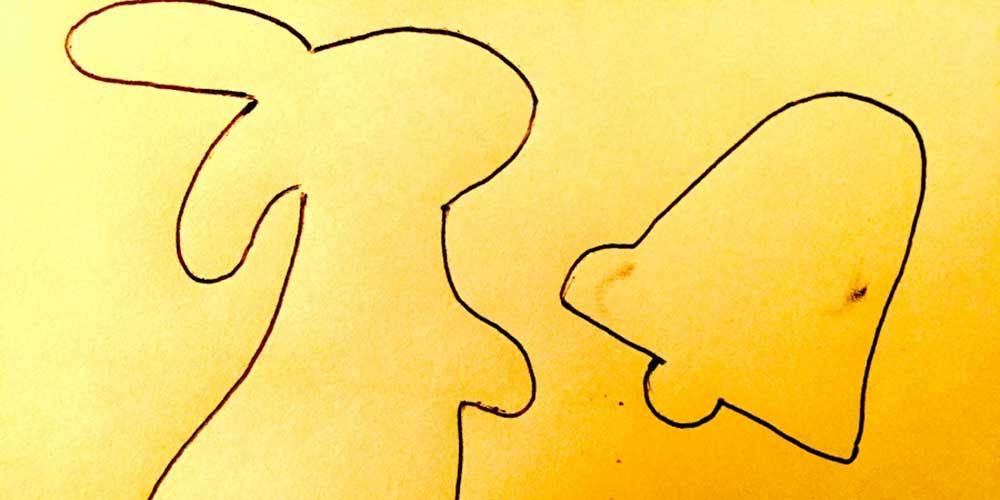 Cloches, Lapin et… Koala?