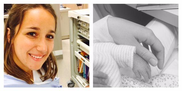 Entretien avec Clotilde d'Escayrac, infirmière puéricultrice en néonatalogie depuis deux ans et demi.