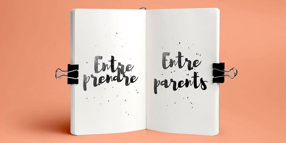 Startups, parents et enfants, un savant mélange